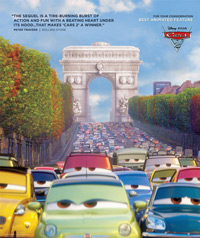 Pixar Cars 2 For Your Consideration Ad