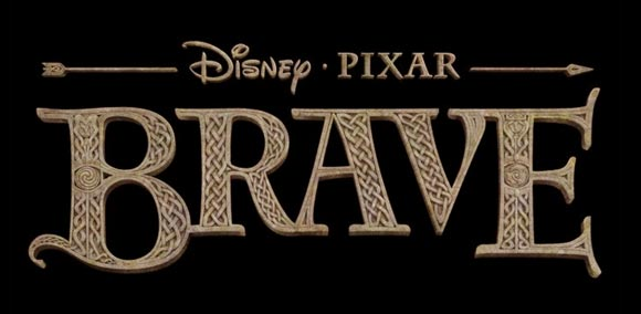 Pixar Brave Logo