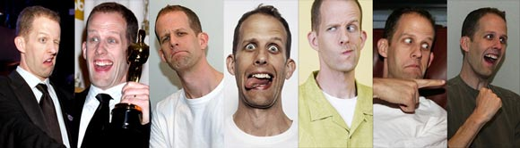 Pete Docter Expressions