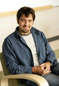 Enrico Casarosa, director of Pixar's La Luna