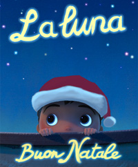 Christmas Greetings from La Luna Creative Team