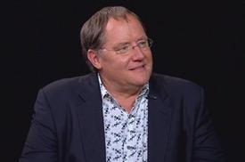 John Lasseter Interviewed