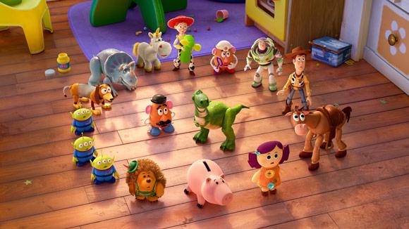 Toy Story Toon Partysaurus Rex