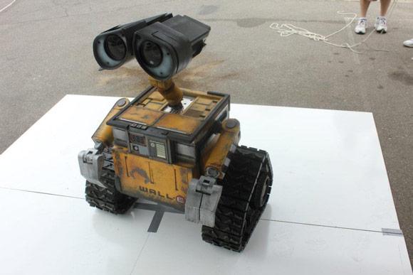 Life Size WALL-E Robot