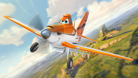 Disney Animation Planes