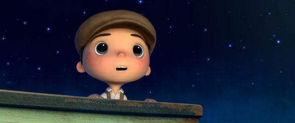 Pixar La Luna boy