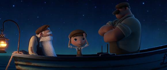 Pixar La Luna – 3 Generations