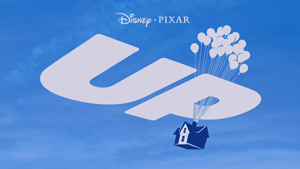 Pixar UP logo