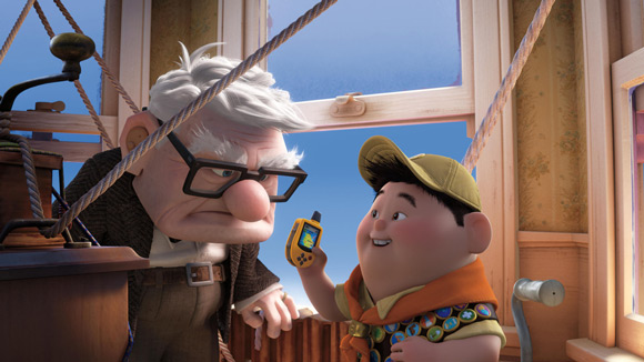 Pixar UP Wilderness Explorer GPS