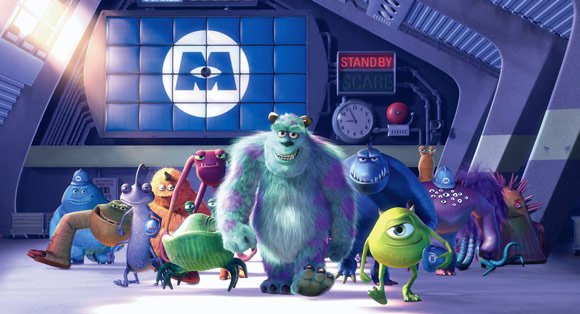 Monsters, Inc. Scare Floor