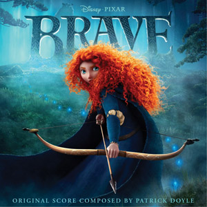 Brave Soundtrack Album Art