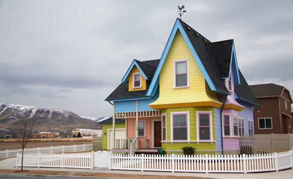 UP House in Herriman, Utah