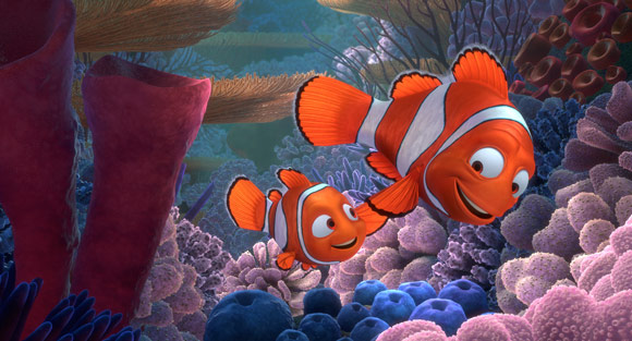 Nemo and Marlin