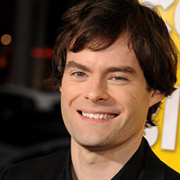 Bill Hader in The Good Dinosaur