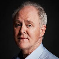 John Lithgow as Poppa in The Good Dinosaur