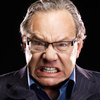 Lewis Black as Anger in Inside Out