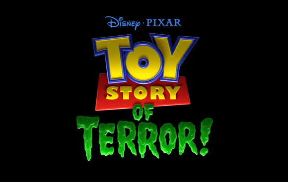 Pixar Toy Story of Terror Logo